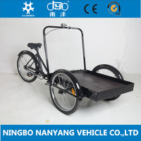 Nanyang vehicle bicycle cargo / reverse trike / delivery tricycles