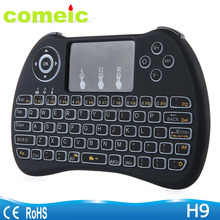Mini Touchpad Air mouse 2.4g wireless fly mouse keyboard