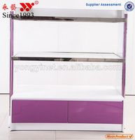 Outdoor sports Luxury store display rack shelf