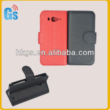 Mi2 M2 Pu Leather Smart Folio Cover Case for XiaoMi Mi2s