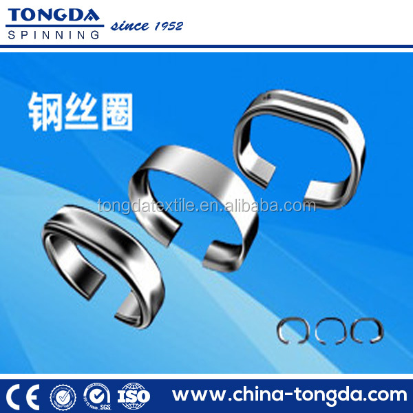 Best Quality Steel Ring/ Ring Travelers