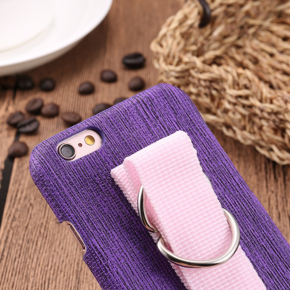 Mobile phone bags & cases for apple mobile iphone6 bracelet case paypal for iphone6 6s case
