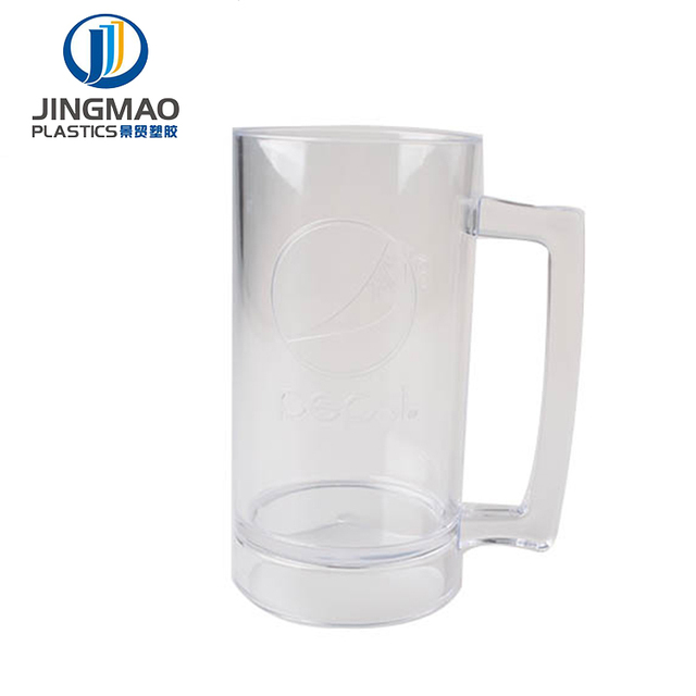Crystal Beer Mug Wholesale With Handle decorative beer mug