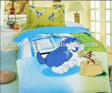 Tom and Jerry bedding