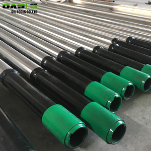 China factory Oasis Directly supply Johnson wire wrapped screen / wedge V wire slot screen pipe