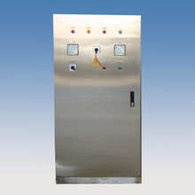 stainless pushbutton control box