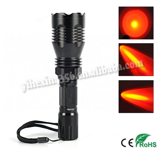 CREE XRE Q5 led bulb tactical flashlight/ tactical flash light
