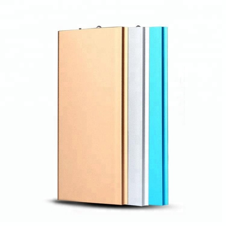 Ultrathin External Battery Charger Power Bank