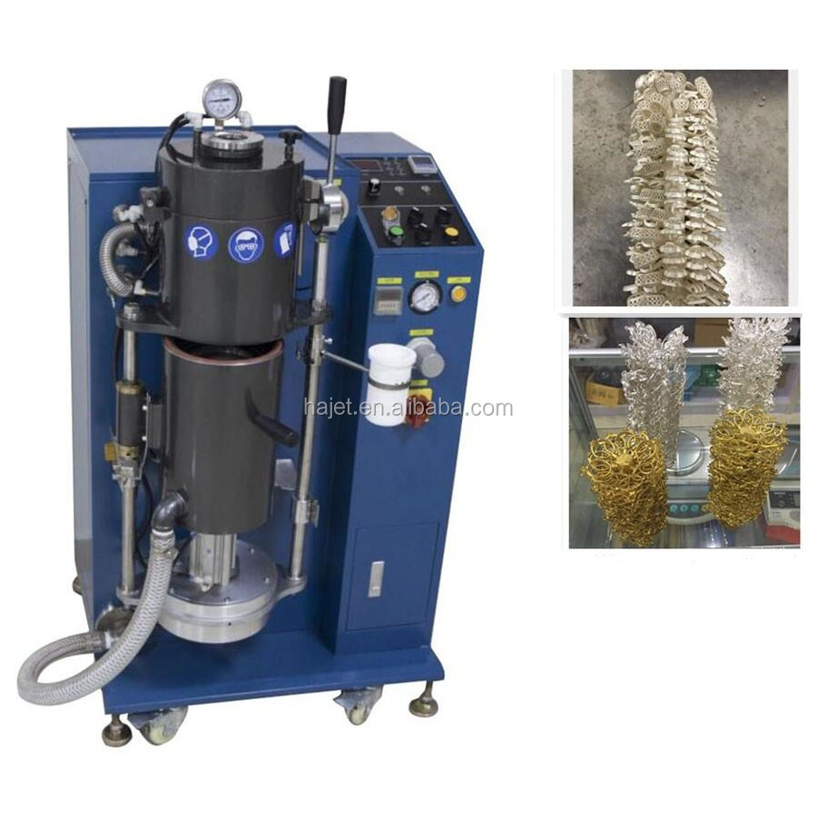 High Quality Vacuum Pressure Casting Machine Jewelry Casting Machine Vacuum Casting Machine Price