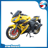 Bewheel fashion high power racing motorcycle 250cc