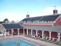 high efficiency swimming pool heating solar collector