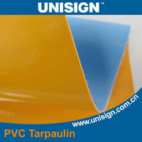 pvc coated polyester canvas tarpaulin