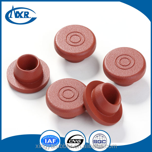 Medical Butyl Rubber Stopper for Injection