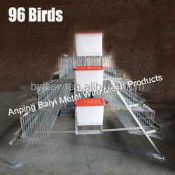 China Factory Supply Hot Sale Poultry House / Chicken Poultry Layer Cage