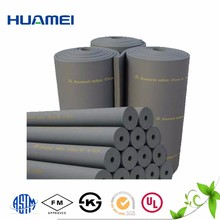 air conditioner cold and heat insulation material NBR/PVC rubber foam sheet/tubing/roll
