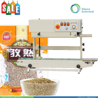 Commodity&Food brand new hot sale automatic continuous sealer