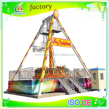 new design 24 seats swing amusement adult ride big pendulum