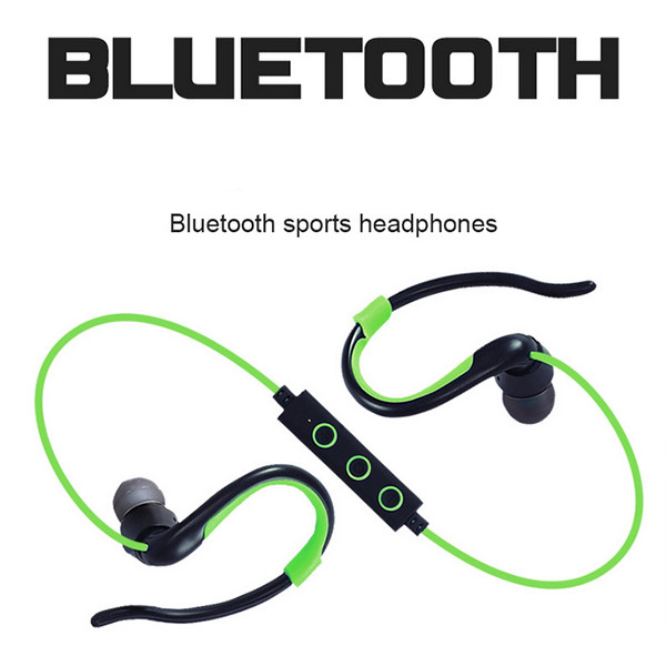 NOISE cancelling portable sport bluetooth 4.0 Waterproof earphone for Swimming wireless headset