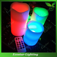 Super bright cheap led candle for decoration