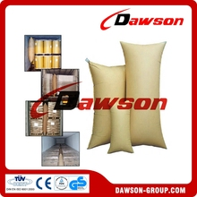 kraft paper dunnage air bag for container protecting cargo for sale