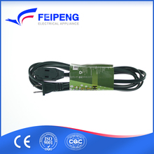 High Quality fused plug extension cord