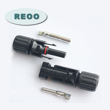 REOO solar IP67 Mc4 Solar Adapter Connector
