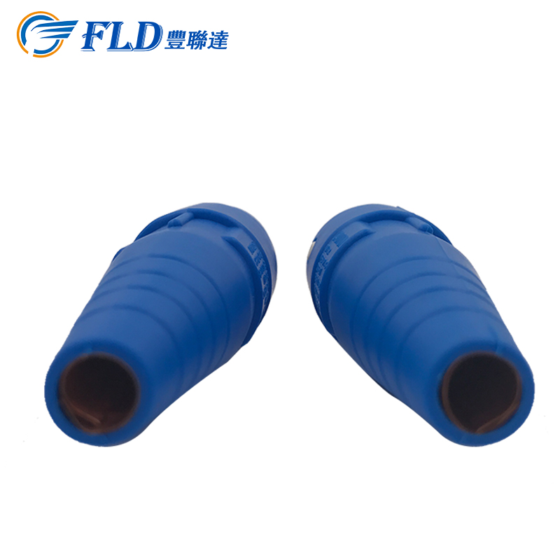 Heavy Current Camlock Connector Male Plug for sale High precision wanterproof connector