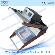 semi-auto sauce cup sealing machine