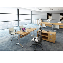 latest design office furniture L shape office executive table