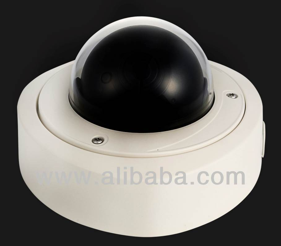2 mega pixel Full HD 1080 Vandal IP dome camera