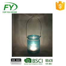 Ch-31696 Votive Wholesale Tea Light Glass Wedding Lantern Candle Holder