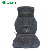 Perfect 5 power full motors vibration car massage cushion with heat function