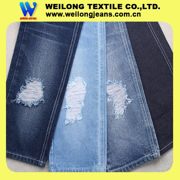 B2161 100% cotton denim jeans fabric for working garments