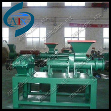 new design charcoal briquette machine/coal rods making machine for sale