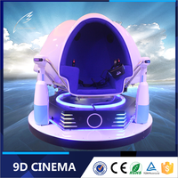 High Quality 9D Cinema And Virtual