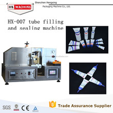 Ultrasonic Toothpaste Tube Sealing Machine with Cutter