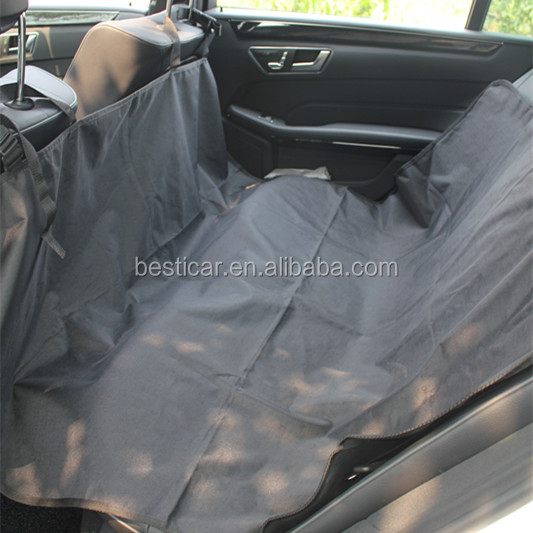 Hammock Universal Fit for Sedans and SUV Waterproof Oxford 600D Car Pet Seat Cover