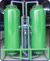 EWSE-60 Sodium ion Exchanger ion exchange vessel water softener ion exchange water treatment equipment