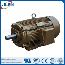 Electronically Commutated Explosion Proof electric motor 48v 7kw