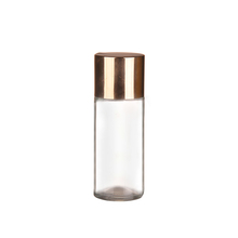 Fine design recyclable packaging portable 80ml perfume glass bottle