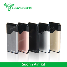 Wholesale Price 400mAh 16W 2ml cartridge Suorin Air Kit e cigarettes south africa