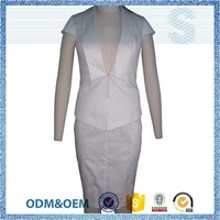 Passed SGS test promotional evening dress in china