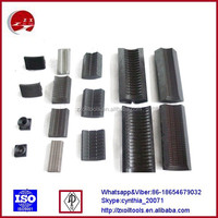 Hydraulic/manual tong dies/power tong jaw and slip insert