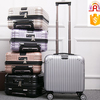 18 Inch Boarding Luggage Suitcase Sky
