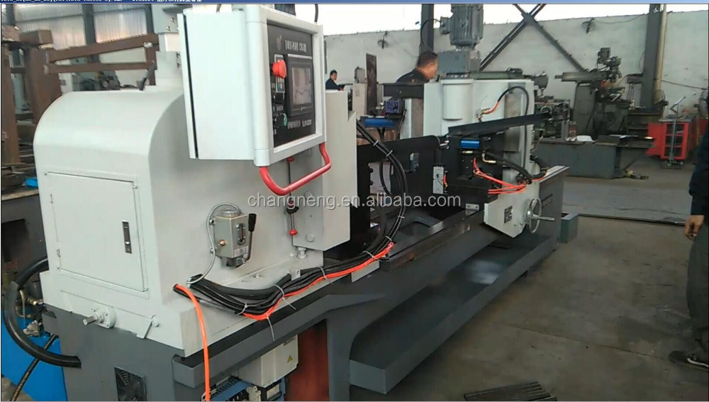Accuracy machine tool equipment milling machine
