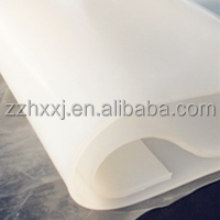 High temperature silicone rubber sheet, food grade silicone sheet