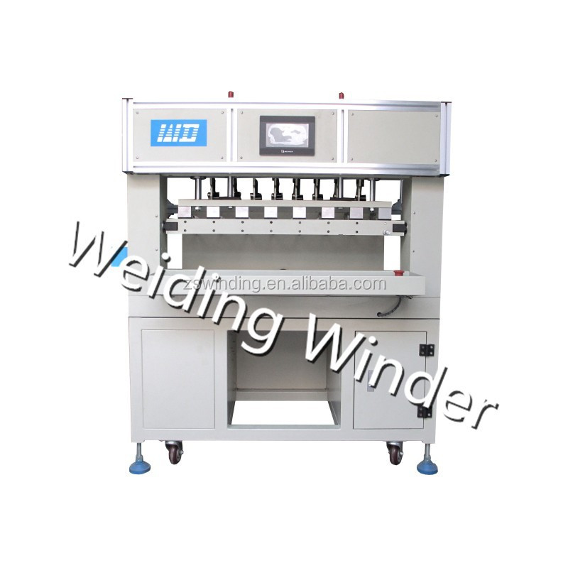WDGFC-12 shaded pole motor coil winding machine