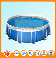 outdoor above ground best selling large inflatable adult swimming pool for sale