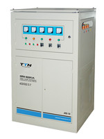China Supplier TTN SBW 320kva avr 3 PHASE servo motor AC automatic voltage stabilizer/regulator