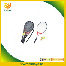 polyester net and Aluminium Alloy frame beach tennis racket best factory price